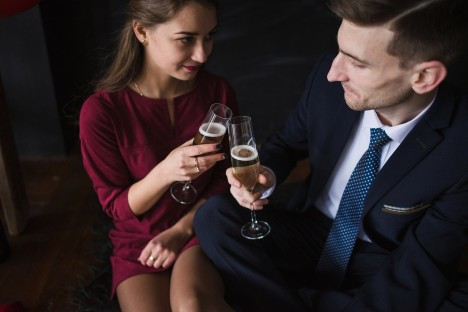 Élet fogyás randi után