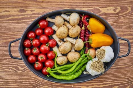 milyen zöldségeket és gyümölcsöket kell enni a fogyáshoz