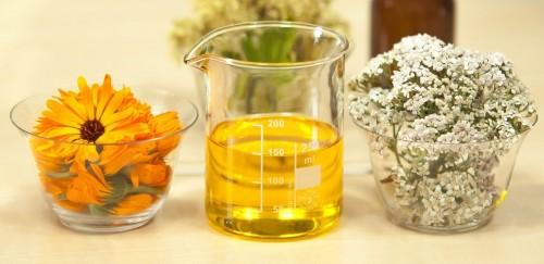 Körömvirág tea ciszta